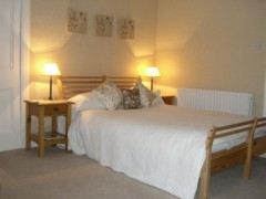 double room Strathfillan House, Tyndrum