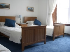 triple room strathfillan house tyndrum
